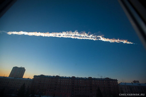[BREAKING NEWS] Videos of Meteor Crash in Russia