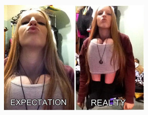 Funny Expectations Vs. Reality Pics
