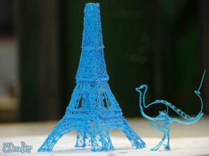 A Pen That Lets You Draw 3D Pictures!