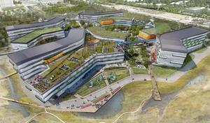 Google to Build $120m Futuristic HQ