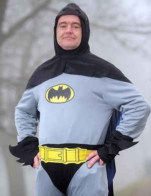 Stan Worby - Modern Day Batman?