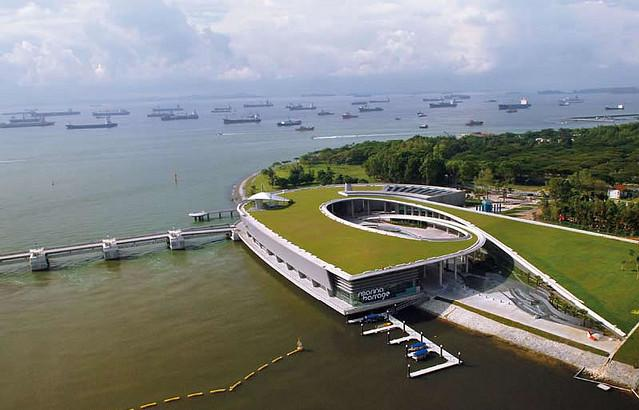 World Class Sailors To Dazzle Marina Reservoir