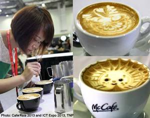 Local Baristas wow at National Barista and Latte Art Championships