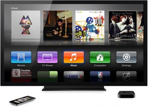 Apple's Ultra HD TV with Voice & Motion Control – Coming in 2013?