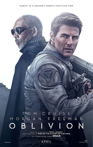"""Oblivion"" Starring Tom Cruise & Morgan Freeman In Cinemas 11 Apr 2013"