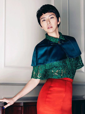 Stefanie Sun flaunts post-pregnancy body in comeback shoot