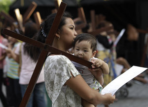 Holy Week 2013 highlights in Pinas