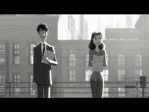 Oscar Winning 'Paperman' to be Expanded into Full-Length Feature 'Paperboy'