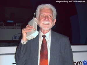 Happy Birthday To The Mobile Phone: 40 Years Old Today