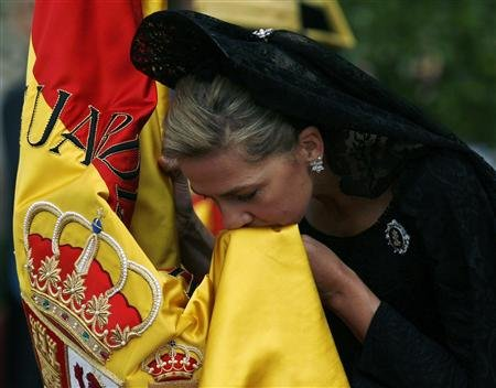 Spanish king's daughter charged in corruption inquiry