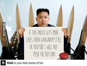 Facebook Memes Speculate Why Kim Jong-Un Wants Nuclear Attack