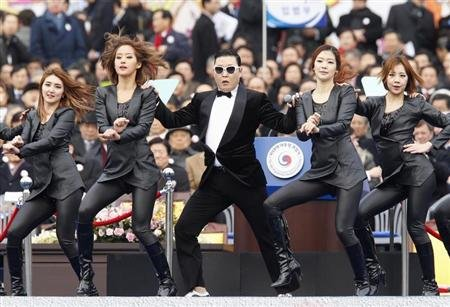 "Korean rapper Psy releases single to follow ""Gangnam"" hit"