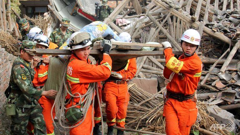 Singapore Contributes S$50K to Support China's Quake Relief Efforts