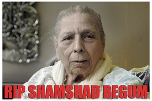 Legendary Singer Shamshad Begum Dies at 94