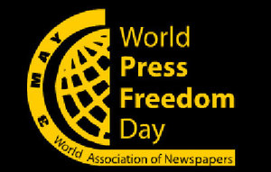 World Press Freedom Day:  Securing Freedom of Expression in All Media