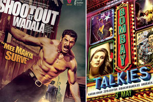 Bollywood Friday: 'Bombay Talkies' vs 'Shootout At Wadala'