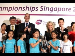 WTA Championships Finally Coming to Singapore