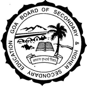 Goa Board SSC HSSC Results 2013 10th 12th