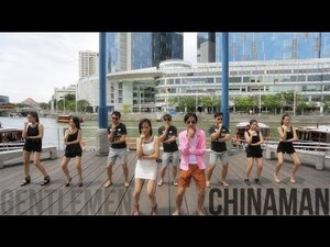 "PSY ""Gentleman"" Parodies"
