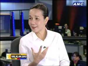Grace Poe Opens Up About Successful Campaign