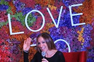 Sarah Jessica Parker Graces Launch Of New SM Mall