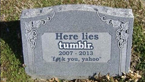 Tumblr Users Threaten Mutiny After Yahoo! Acquisition Announcement