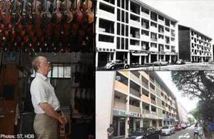 1964 HDB Flats Was Never Upgraded, To Be Demolised Soon