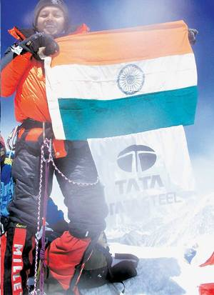 You Can Conquer Everest Without A Leg Like Her