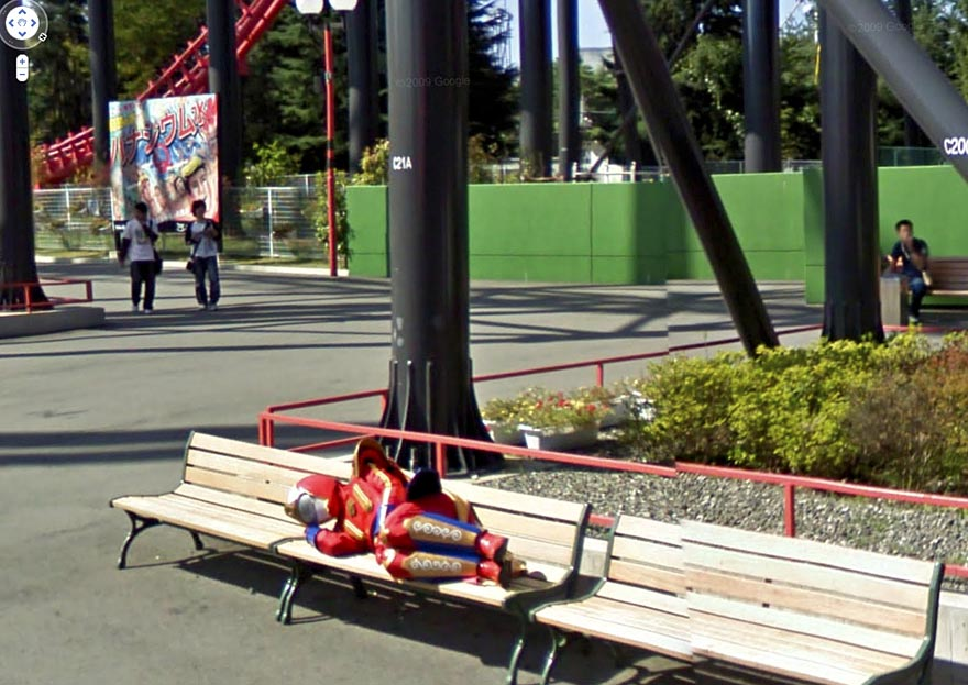 You Will Never Expect To See These On Google Maps