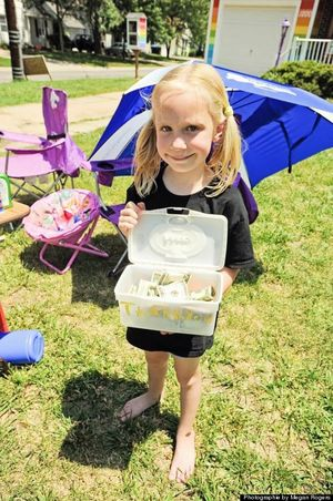 Girl's Lemonade Stand Takes On Westboro Baptist Church